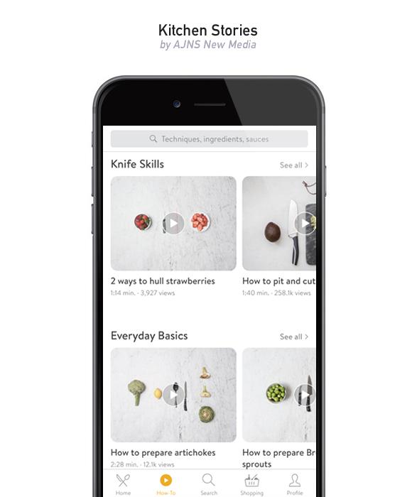Kitchen Design App Ipad: Apple Design Awards 2017