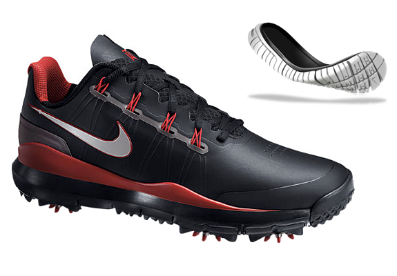 nike tw 14 golfe shoes