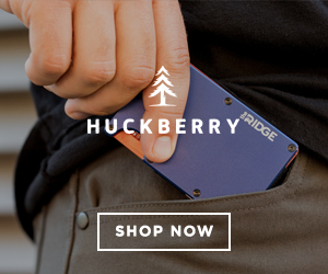 Huckberry Interior
