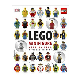 Minifigure Year by Year