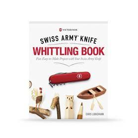 Knife Whittling Book