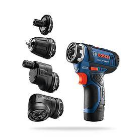 5-In-1 Drill/Driver System