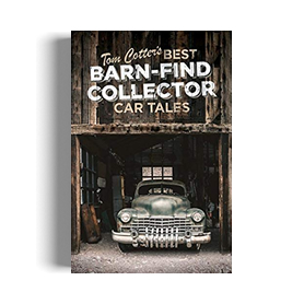 Tom Cotters Best Barn Finds