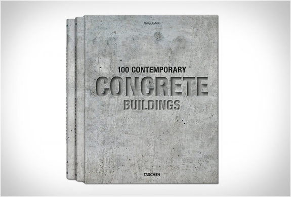100 CONTEMPORARY CONCRETE BUILDINGS | Image