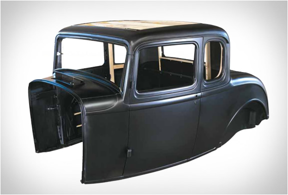 Shay owners club international forum shay model a vs real for 1932 ford 3 window coupe steel body