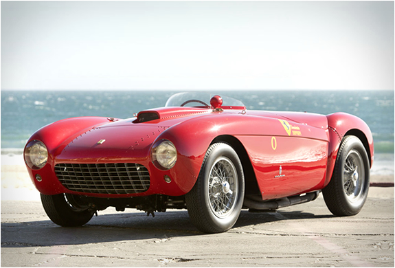 1954 FERRARI 500 MONDIAL SPIDER | FOR SALE | Image
