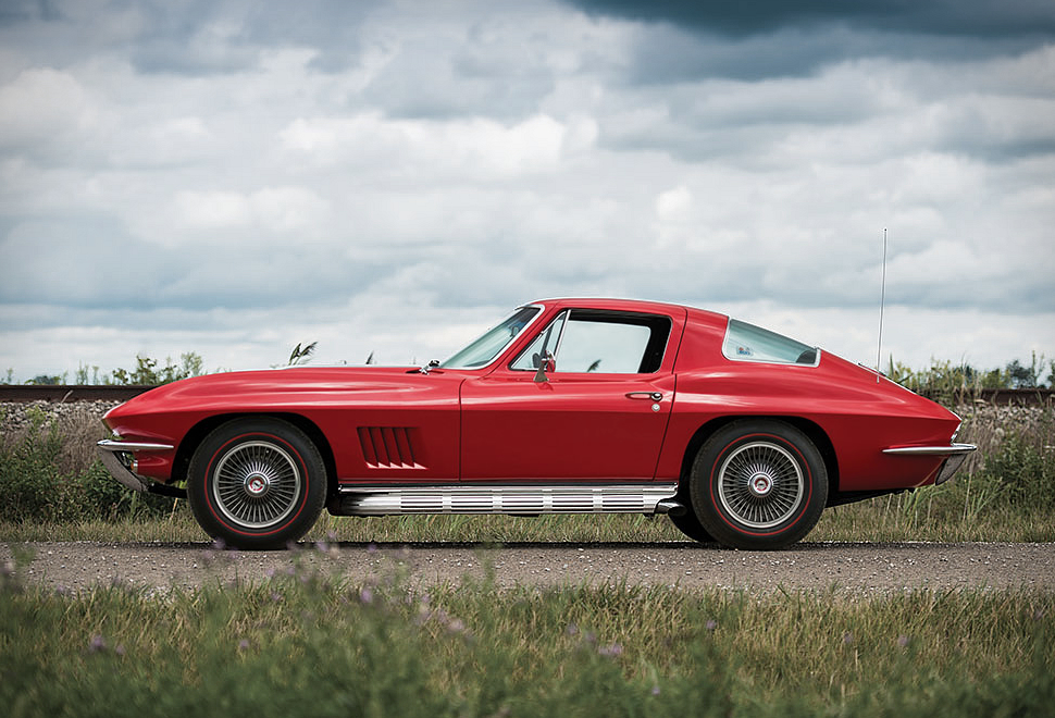 1967 Chevrolet Corvette Sting Ray | Image