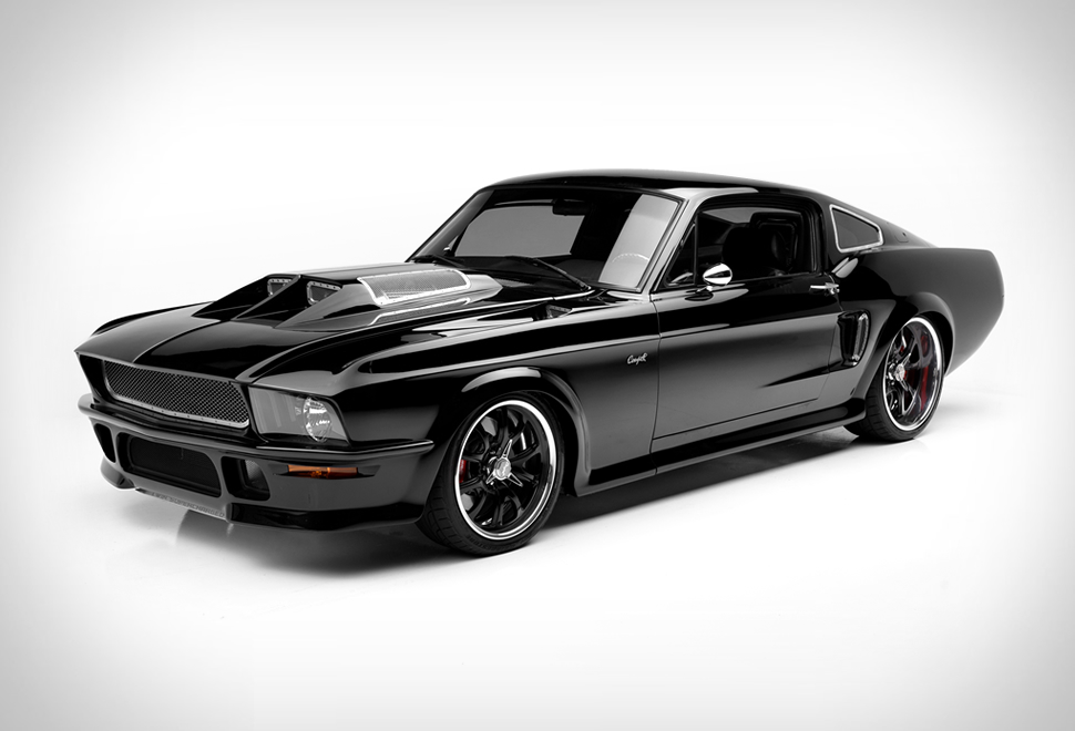 1967 FORD MUSTANG SUPERCHARGED FASTBACK | Image