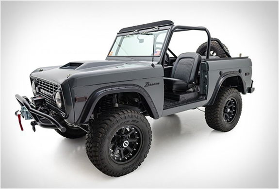 1971 FORD BRONCO CUSTOM | FOR SALE | Image