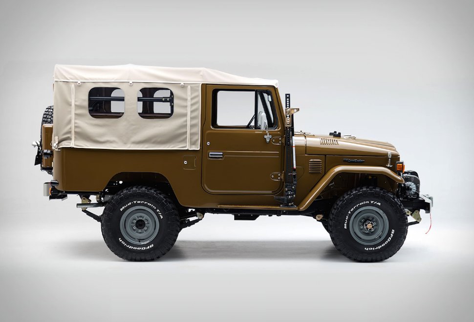 1981 FJ43 Copperstate | Image
