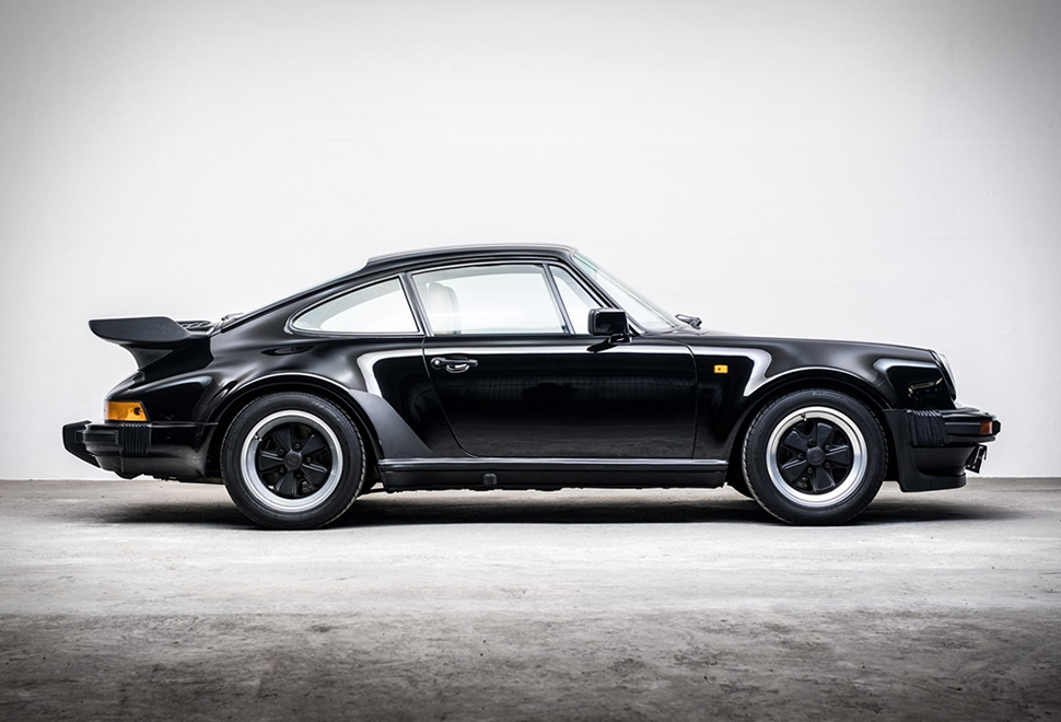 1989 PORSCHE 911 TURBO | Image
