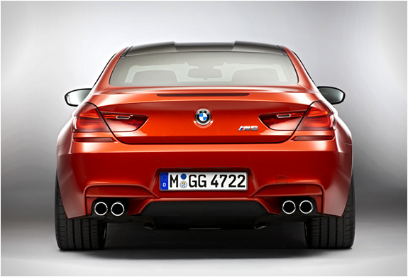 2013 Bmw M6 Coupe | Image