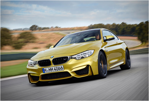 2015 Bmw M4 Coupe | Image