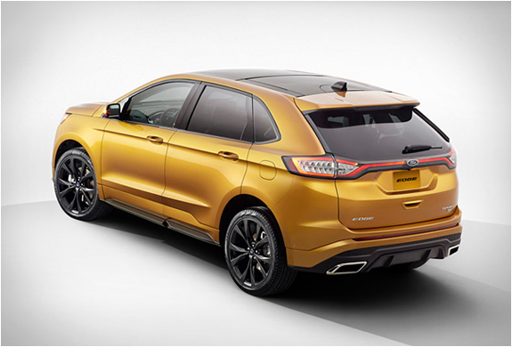 2015 Ford Edge | Image
