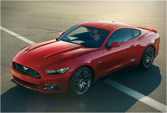 2015 FORD MUSTANG | Image