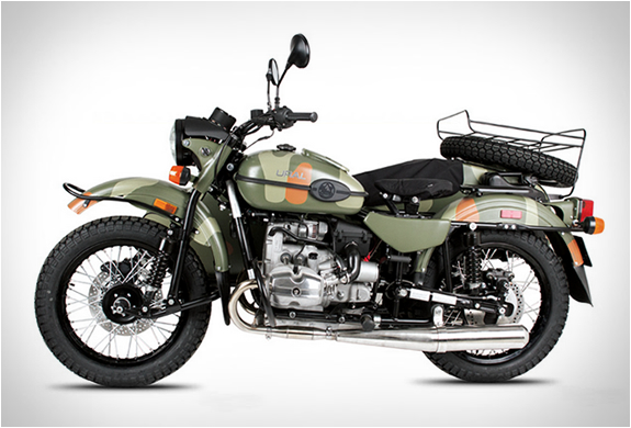 2015 URAL GEAR-UP | Image