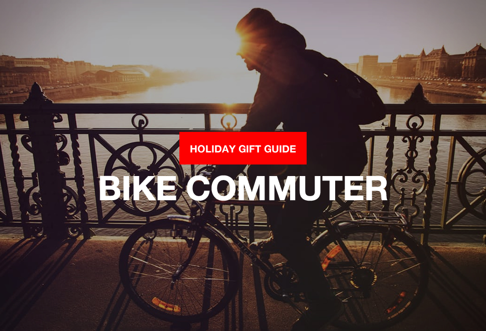 2016 GIFTS FOR THE BIKE COMMUTER | Image