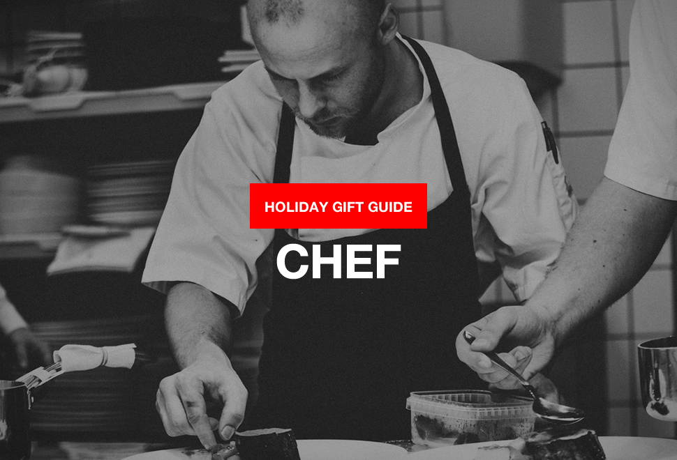 2016 GIFTS FOR THE CHEF | Image