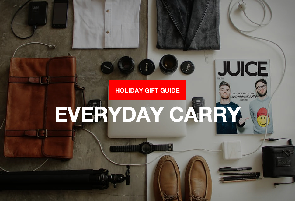 2016 GIFTS FOR EVERYDAY CARRY | Image