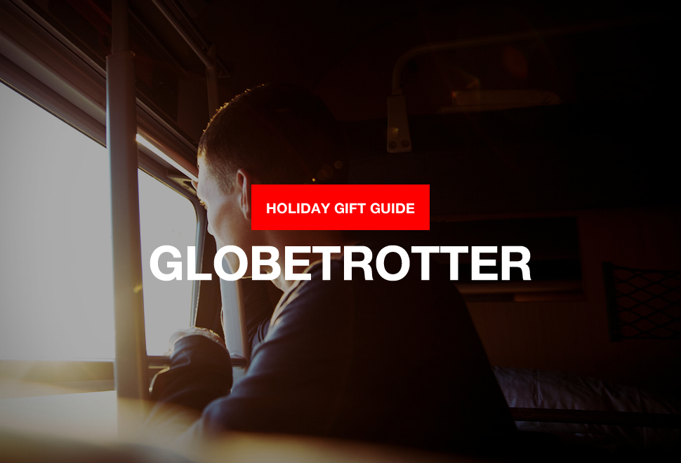 2016 GIFTS FOR THE GLOBETROTTER | Image