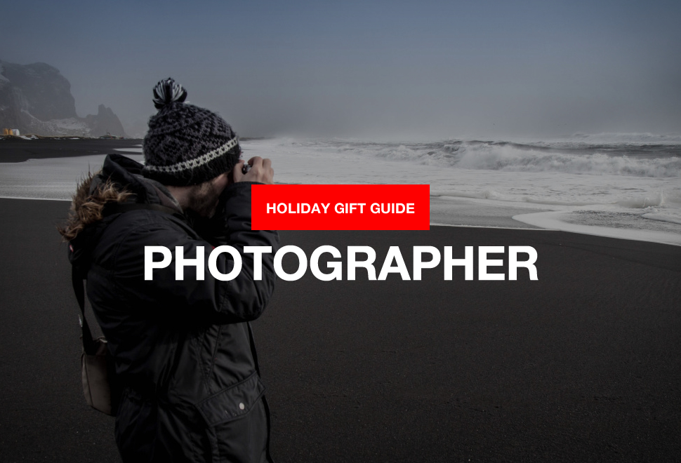 2016 GIFTS FOR THE PHOTOGRAPHER | Image
