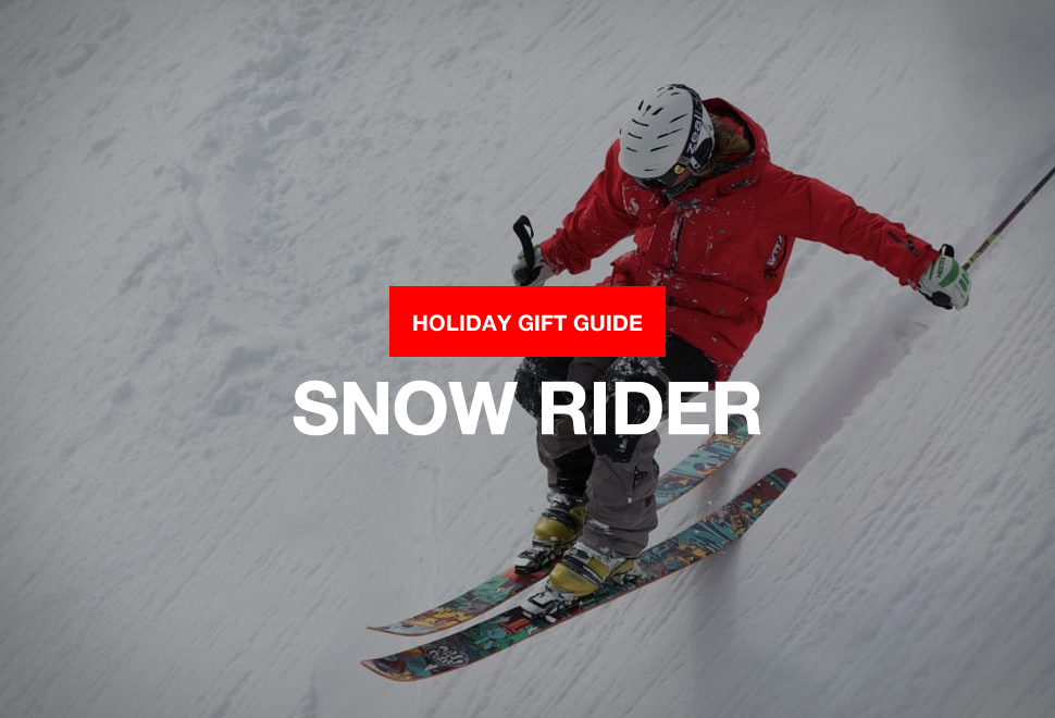 2016 GIFTS FOR THE SNOW RIDER | Image