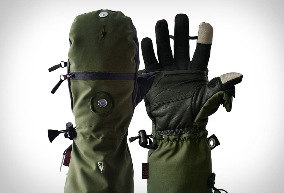 HEAT 3 SMART GLOVES | Image