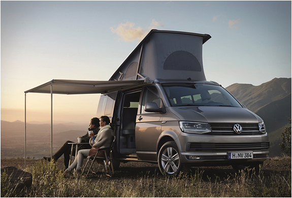 2016 Vw California Camper Van | Image