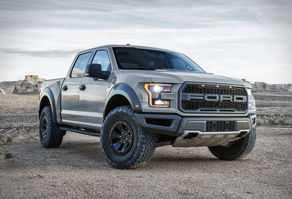 2017 F-150 RAPTOR SUPERCREW | Image