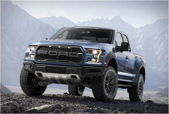 2017 Ford F-150 Raptor | Image