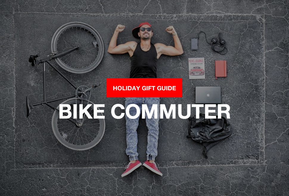 2017 GIFTS FOR THE BIKE COMMUTER | Image