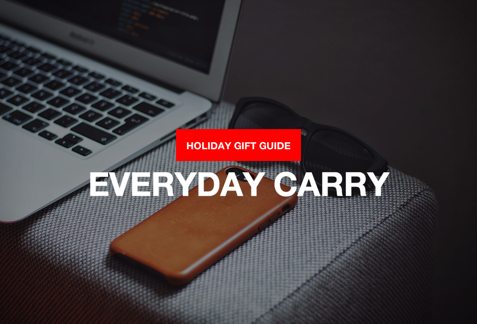 2017 GIFTS FOR EVERYDAY CARRY | Image
