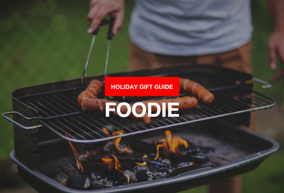 2017 GIFTS FOR THE FOODIE | Image
