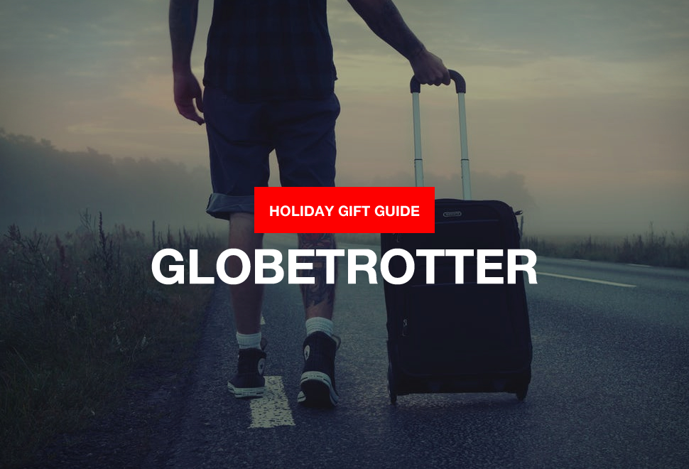 2017 Gifts For The Globetrotter | Image