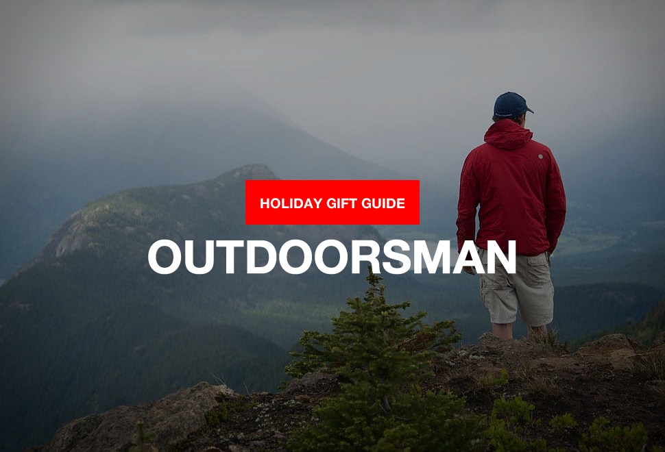 2017 GIFTS FOR THE OUTDOORSMAN | Image
