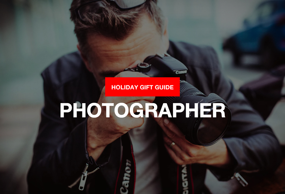 2017 Gifts For The Photographer | Image