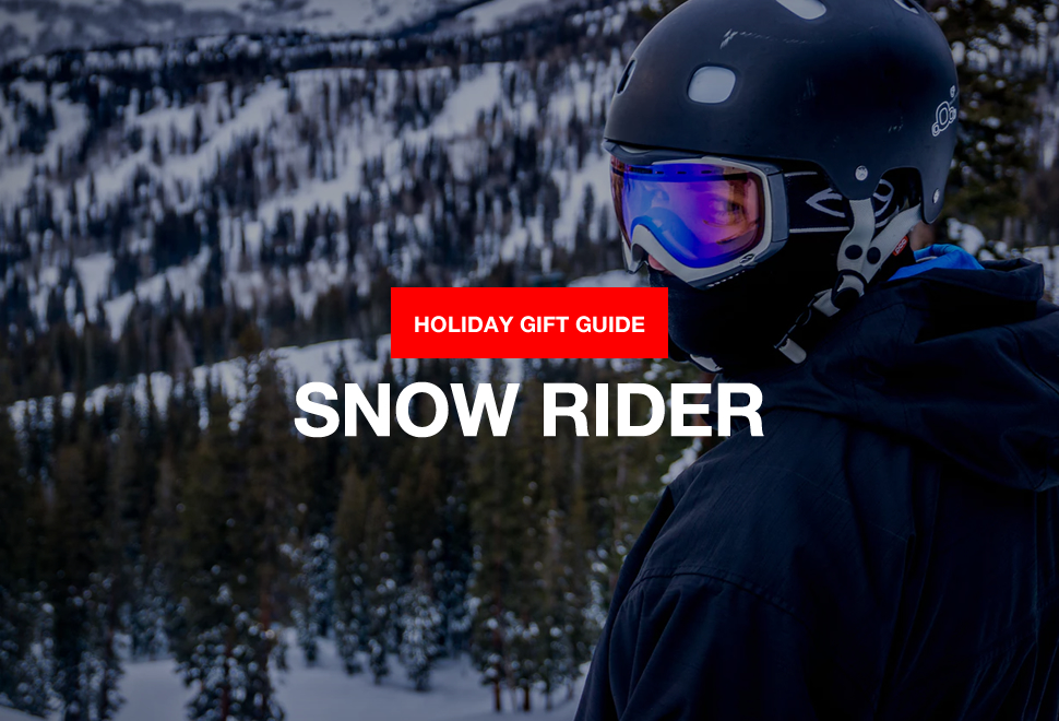 2017 Gifts For The Snow Rider | Image
