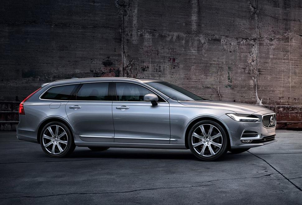 2017 Volvo V90 | Image