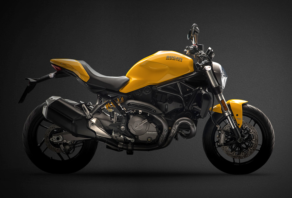 2018 DUCATI MONSTER 821 | Image