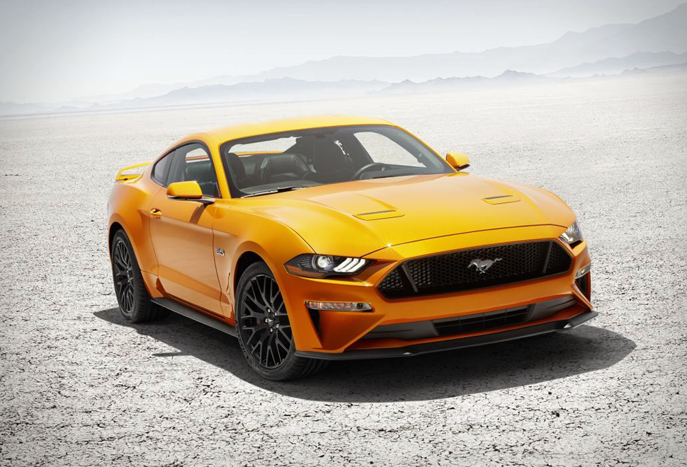 2018 FORD MUSTANG | Image