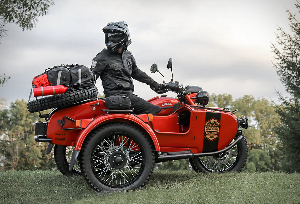 2018 URAL GEAR UP | Image