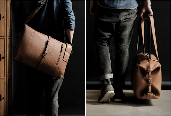 3FOLD MULTI-USE BAG | BY HARD GRAFT | Image