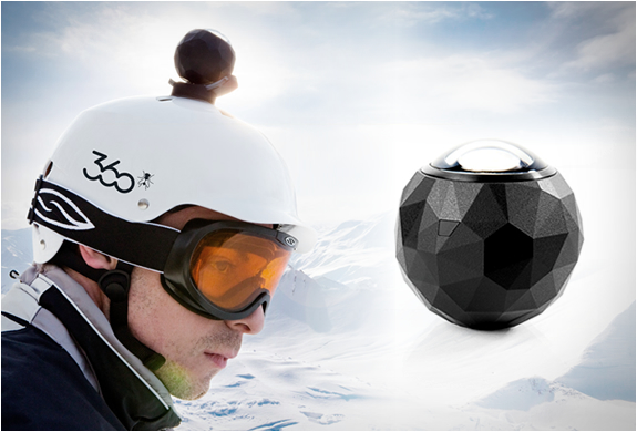 360fly | Panoramic Video Camera | Image