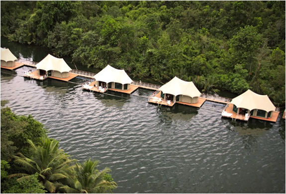 4 RIVERS FLOATING ECO LODGE | CAMBODIA | Image