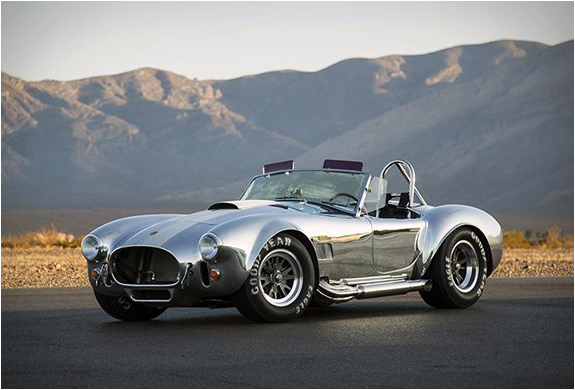 50TH ANNIVERSARY SHELBY COBRA 427 | Image
