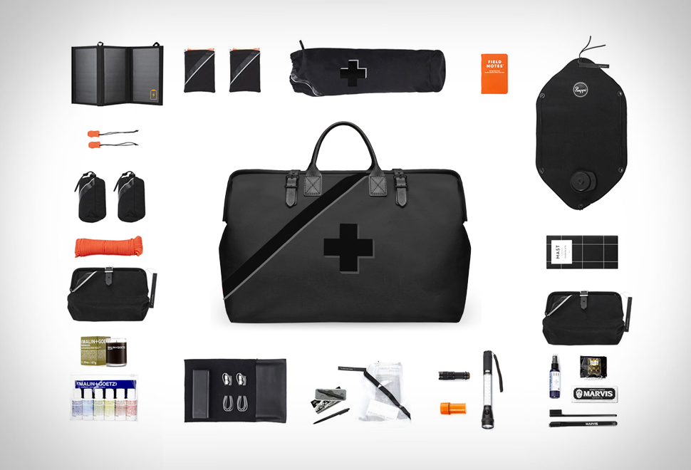 Prepster Luxury Survival Kit | Image