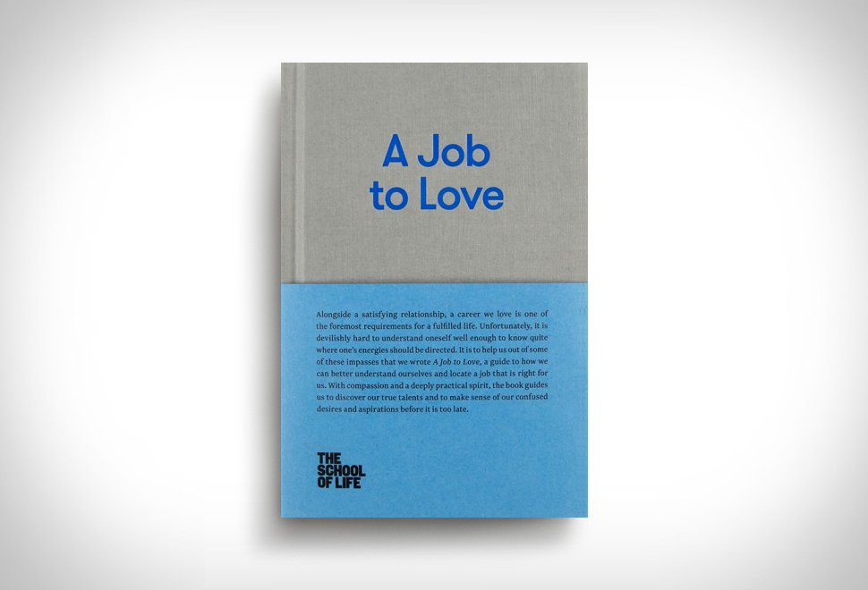 A JOB TO LOVE | Image