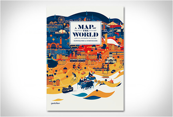 A Map Of The World | Image