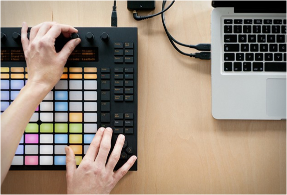 ABLETON PUSH | Image