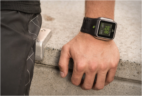 Micoach Smart Run Watch | By Adidas | Image